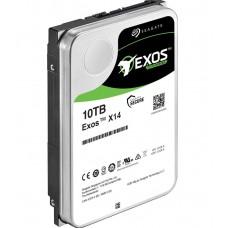 Seagate 10TB 3.5' SATA EXOS X14 Enterprise 512E-4KN 6GB/S 7200RPM HDD. 5 Years Warranty