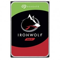 Seagate 1TB 3.5' IronWolf NAS 5900RPM SATA3 6Gb/s 64MB HDD. 3 Years Warranty (LS)