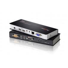 Aten USB VGA KVM Console Extender with Deskew, Audio & RS232 - 1920x1200