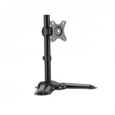 Brateck Single Monitor Premium Articulating Aliminum Monitor Stand Fit Most 17'-32' Monitor Up to 8kg per screen