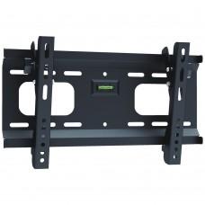 Brateck Plasma/LCD TV Ultra-Slim Tilting Wall Bracket up to 55'  w/ Spirit Level