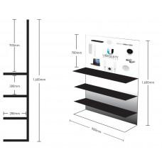 Ubiquiti Retail Display Stand