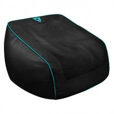 Aerocool ThunderX3 DB5 Consoles Bean Bag - Black/Cyan Brown Box (bean not included)(LS)
