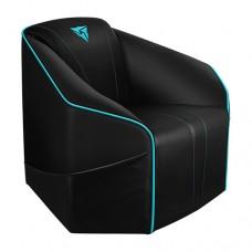 Aerocool ThunderX3 US5 Consoles Couch - Black/Cyanc(LS)