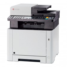 Kyocera M5521CDW A4 Colour Laser MultiFunction Printer, Professional All Rounder, Scan, Copy, Fax and Mobile Scan